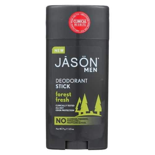 Jason Natural Products Deodorant Stick - Forrest Fresh - 2.5 oz.