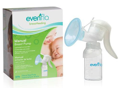 SimplyGo Manual Breast Pump by EvenFlo