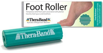 TheraBand Foot Roller  Green 1.5  Dia w/.5  Center  Each