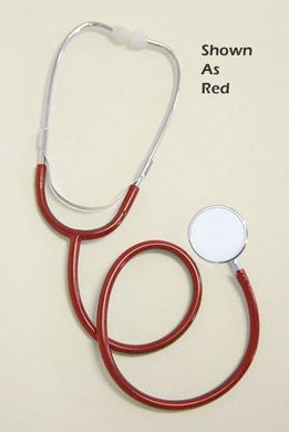 Single Head Nurses Red Stethoscope