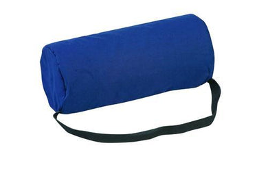 Standard Full Lumbar Back Support Roll w/Strap  Navy