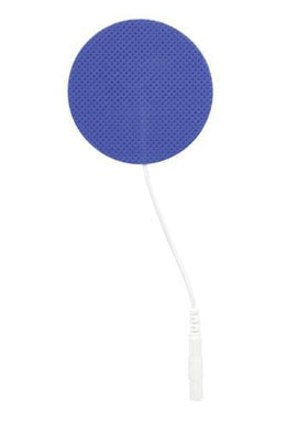 Reusable Electrodes  Pack/4 2  Round  Blue Jay Brand