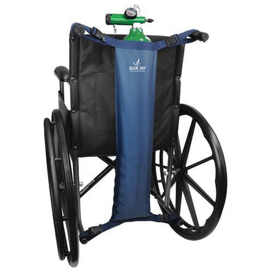 Wheelchair Oxygen Cylinder Bag  Navy
