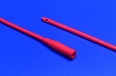 Red Rubber Robinson Catheters 12fr  Pack/10