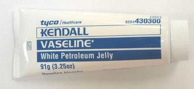 Vaseline Petroleum Jelly 3.25 oz. Tube
