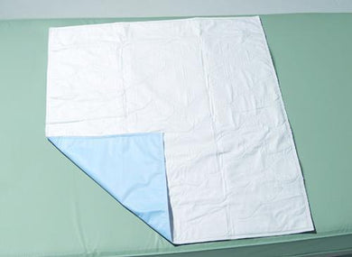 SleepDri Budget Reuse Quilted Underpad  34  x 36  w/o Flaps