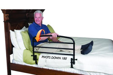 Safety Bed Rail and Pouch 30  (Mfgr #8051)