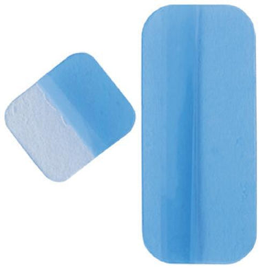 Uni-Patch Clear Tac Electrode Patch 1.5  x 1.75  Pack/20
