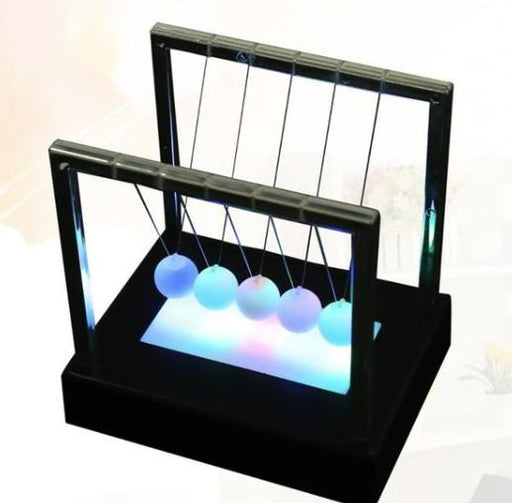 LED Kinetic Energy Light