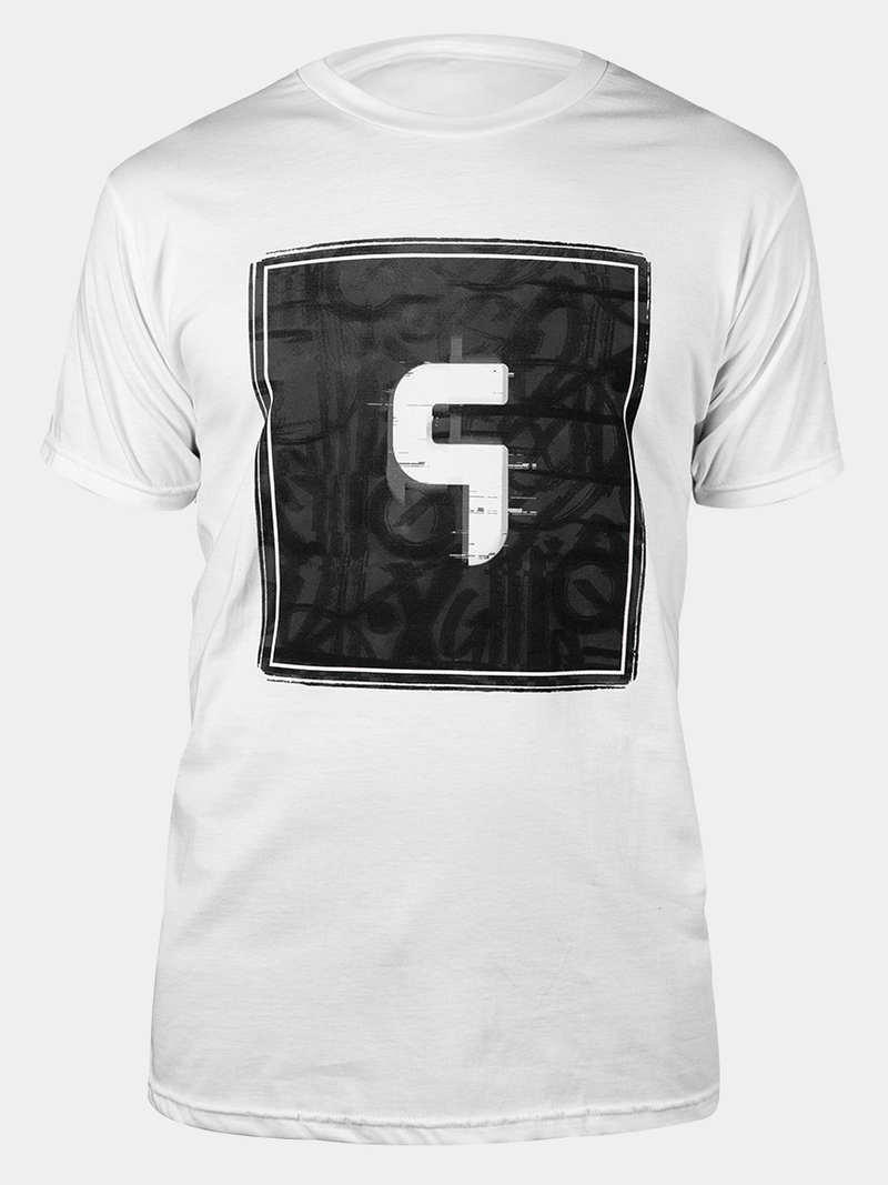 Vapor Glitch Icon Shirt