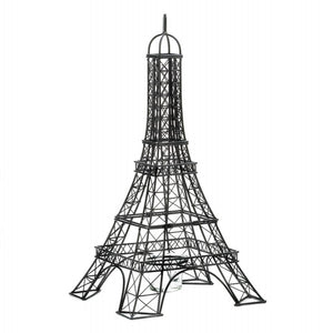 Eiffel Tower Candle Holder