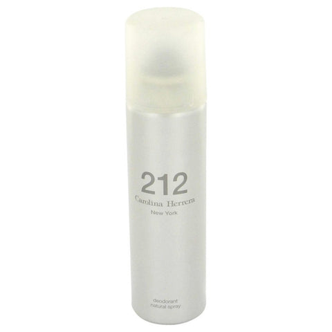 212 By Carolina Herrera Deodorant Spray (can) 5 Oz