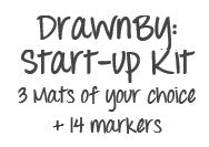 DrawnBy: Start-Up Kit EXCLUSIVE