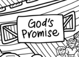 God's Promise Silicone Bible Stories Mat