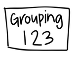 Grouping 123 Silicone Learning Mat
