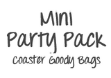 DrawnBy: Mini Party Pack (Coasters)