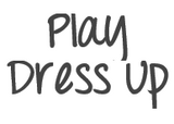 PLAY Dress Up Silicone Play Mat