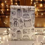 DrawnBy: Gift Wrap Packs