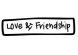 Love & Friendship Washable Silicone Coaster Mat