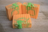 Pumpkin Time Triple Butter Soap - Machado Family Farm