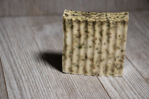 White Tea Oatmeal Shea Soap - Machado Family Farm