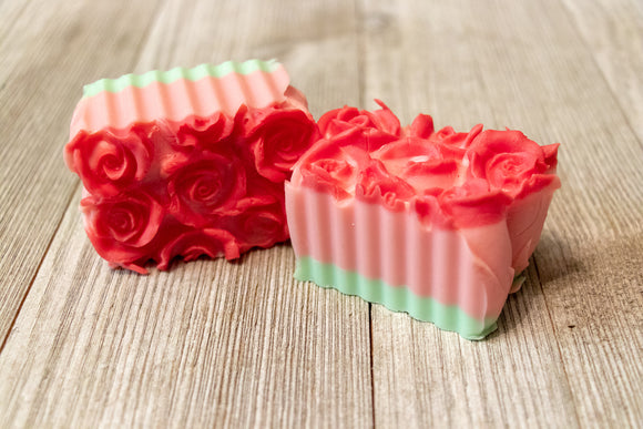 Ocean Rose Goats Milk Soap - Machado Family Farm