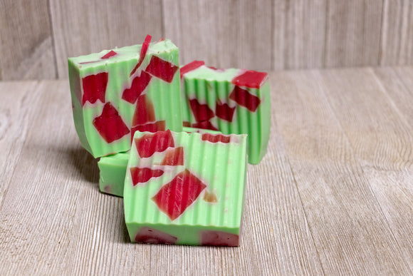 Dominic The Donkeys Christmas Soap - Machado Family Farm