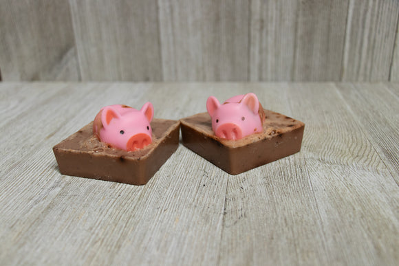Pig Triple Butter Soap - Machado Family Farm