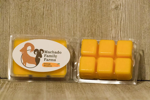 Orange Blossom Wax Melt - Machado Family Farm