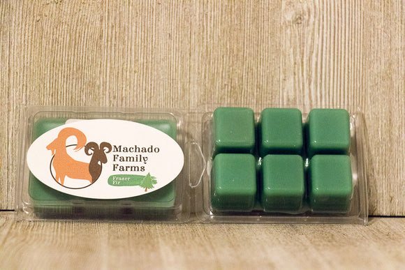 Fraser Fir Wax Melt - Machado Family Farm