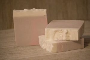 Cotton Candy Goats Milk Soap - Machado Family Farm