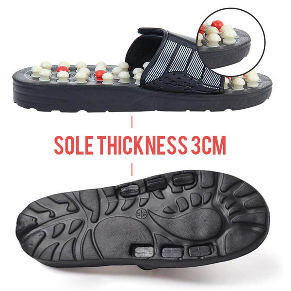 Acupuncture Sandals: Promote blood circulation and body metabolism