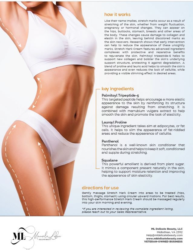 How To Get Rid Of Stretch Marks Ml Delicate Beauty