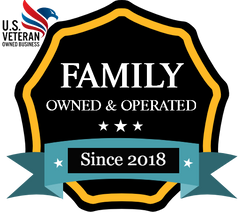 Black Owned Business | Veteran Owned Business | Family Owned Business