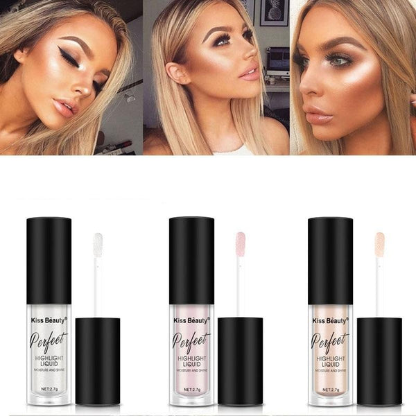 Makeup Liquid Highlighter Illuminator - 50% OFF Today Only