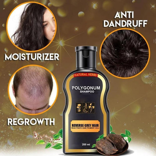 thickening Shampoo helps restore and revive dull, fine, and flat hair