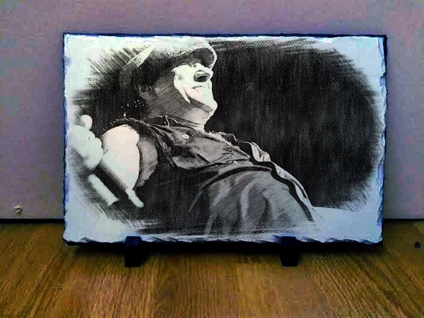 30x20cm 12x8 inch Custom Bespoke Slate House Sign