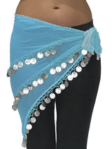 Triangle Dance Hip scarves