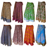 Magic Wrap Skirts M L Plus Size