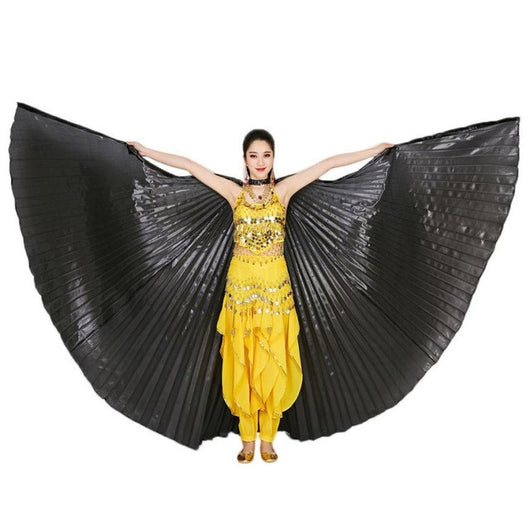 Egypt Belly Isis Wings Dancing