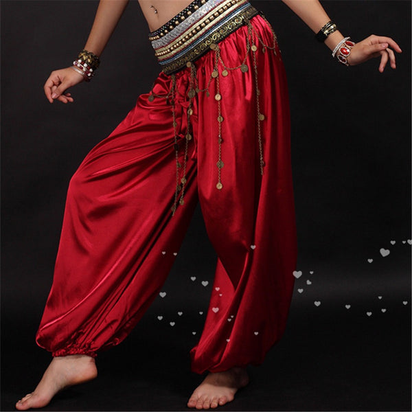 Quality Tribal Belly Dance Pants Bloomers