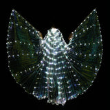 Performance Prop Dancewear LED Isis Wings