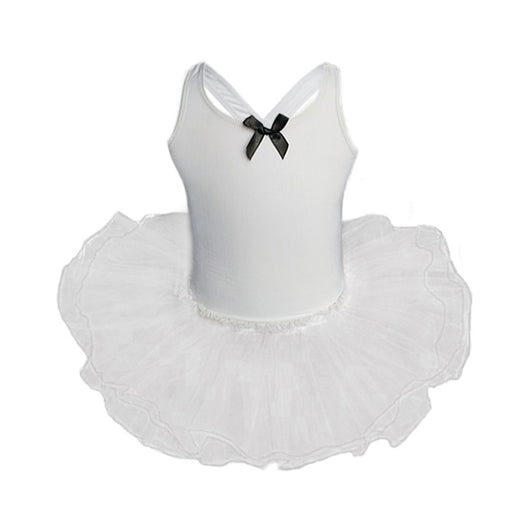 5d79445f800b4 ... Toddler Girls Gauze Leotards Ballet Bodysuit Dancewear Dress Clothes  Outfits ...