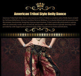 Belly Dance Harem Pants Tribal Bollywood Dancing Costume Trousers