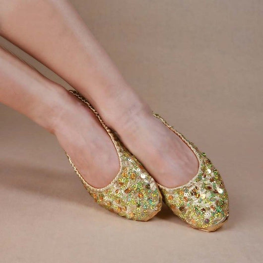 Belly Dance Performance Shoes Belly Dance Training Shoe Practice Slippers