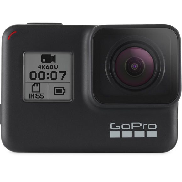 Action Cameras - GoPro Hero7 Black Action Camera
