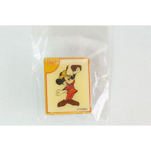 Disney Japan Pin Fuji Film Mickey & The Beanstalk 1947 - K23Japan -Tokyo Shopper-
