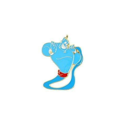 Disney Store Japan Pin 25Th Anniversary Box Each Sell Genie From Aladdin - K23Japan -Tokyo Shopper-