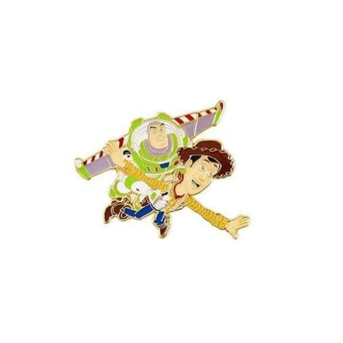 Disney Store Japan Pin 25Th Anniversary Box Each Sell Woody & Buzz Toy Story - K23Japan -Tokyo Shopper-