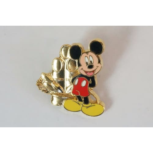 Disney Store Japan Pin Happy New Year Lucky Draw Omikuji Mickey Bamboo Jds - K23Japan -Tokyo Shopper-